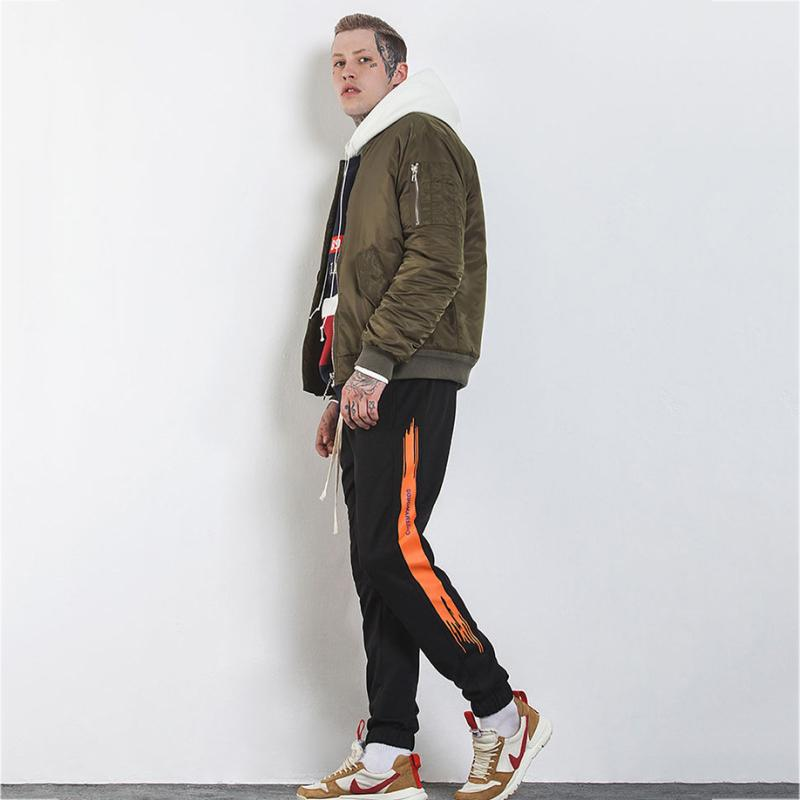 Sweatpants Men Fitness Joggers Pants (7)