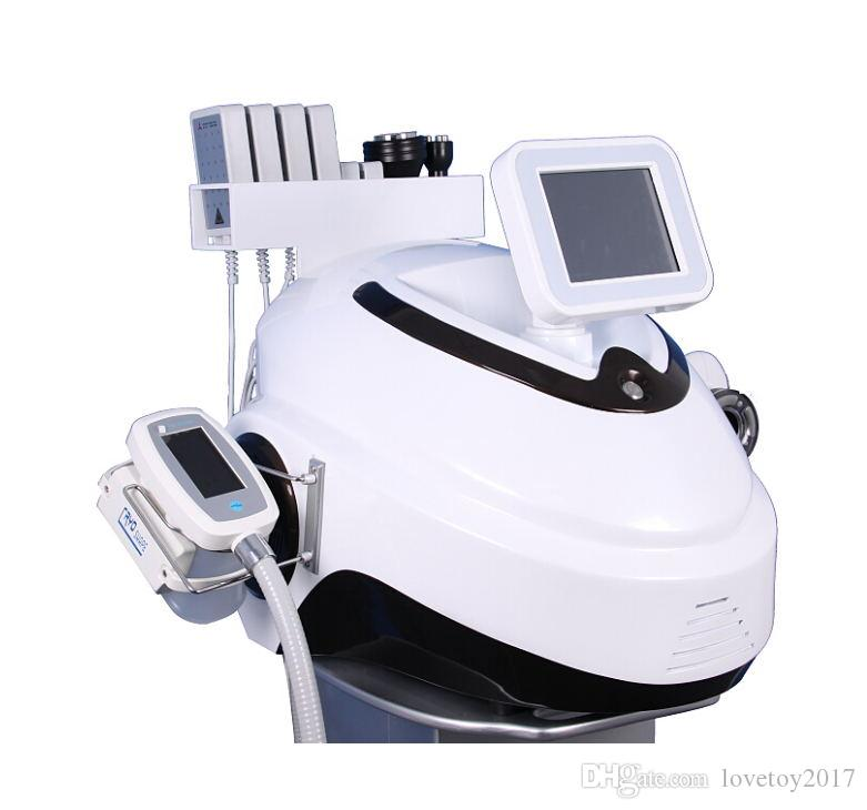 New arrival !!!High Quality 40k Ultrasonic liposuction Cavitation Laser Slimming Machine Vacuum RF Skin Care Salon Spa Equipment