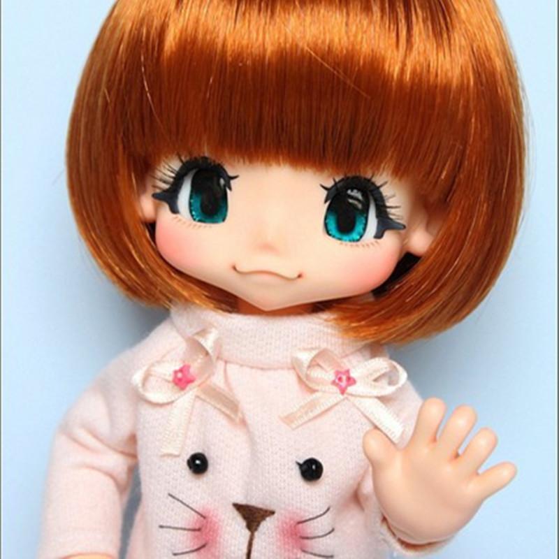 bjd sd doll kinoko Juice Kiki 1/6 body model reborn baby girls dolls eyes High Quality