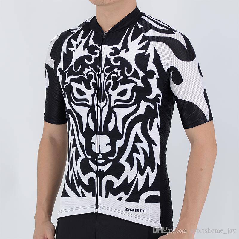 2018 Cycling Jersey kit traspiranti MTB Abbigliamento Quick Dry Bicicletta Estate sportivo Bike maglie Ropa Ciclismo ciclismo vestiti