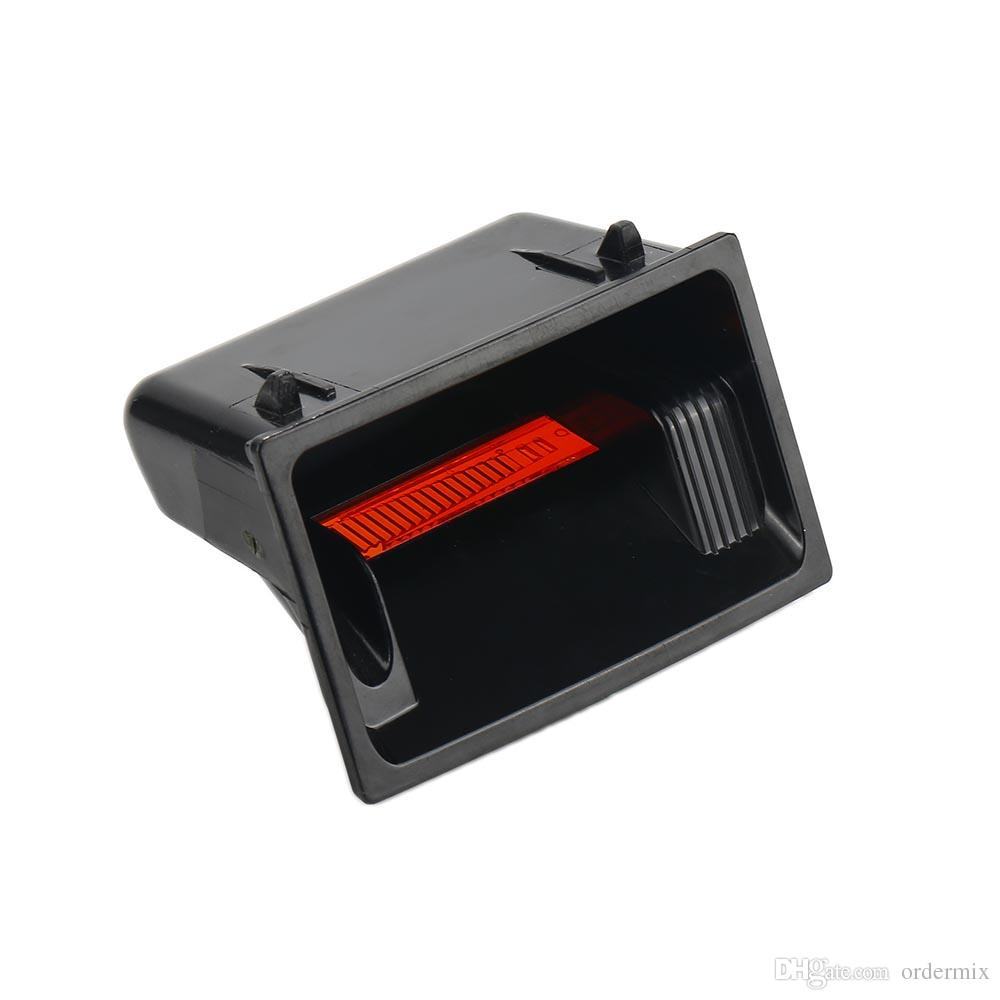 1 قطعة السيارة وحدة منفضة سجائر مربع الجبهة منفضة سجائر إدراج الأساسية صالح لأودي A4 Allroad B8 A5 Q5 RS5 8K0857989 8K0 857 989 سيارة التصميم