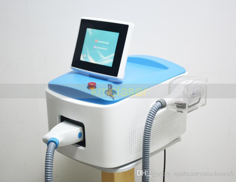 Máquina de depilación SHR IPL Terapia de acné Terapia de pigmentación IPL Elight Cuidado de la piel Rejuvenecimiento Equipo de belleza