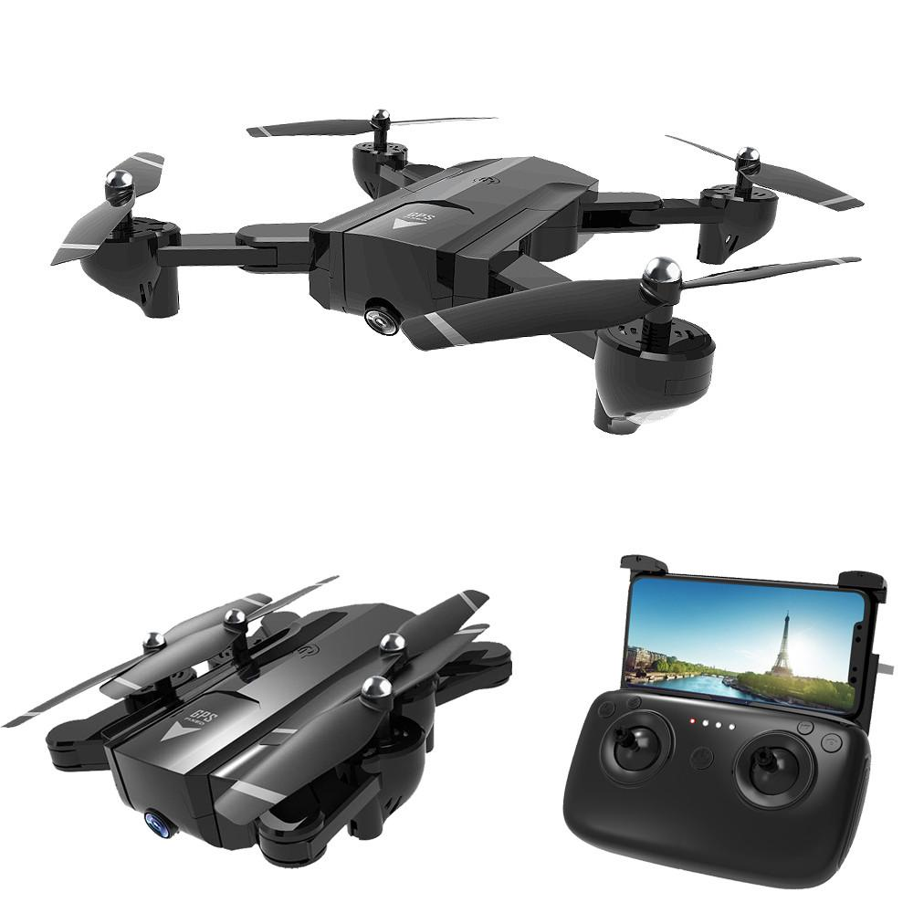 SG900 Foldable FPV RC Drone Quadcopter with Camera 2.4GHz 720P/1080P WIFI FPV Drones GPS Fixed Point Remote Control Helicopter