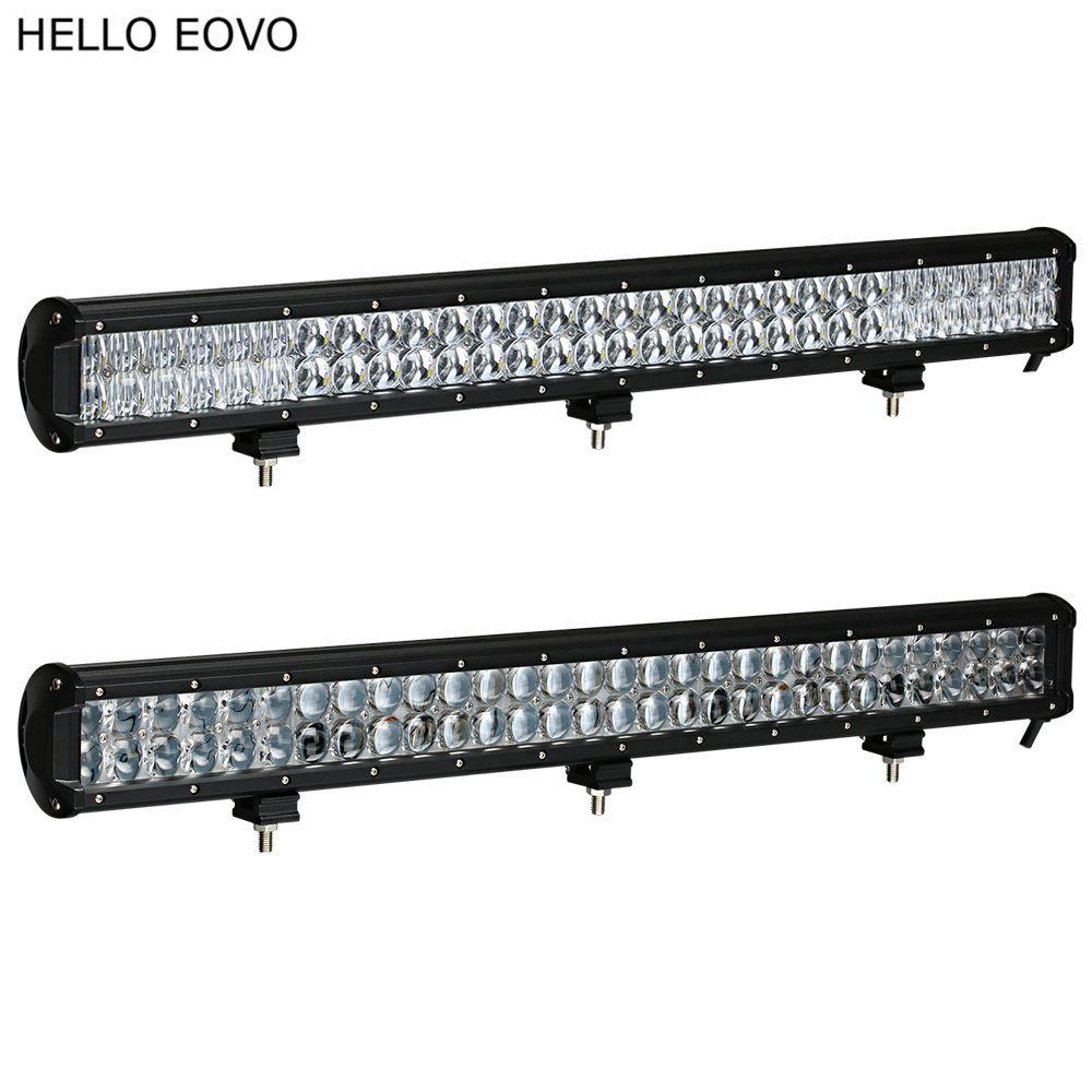 HELLO EOVO 4D 5D 28 Zoll LED Lichtleiste für Arbeit Indikatoren Offroad Boot Auto Traktor Lkw 4x4 SUV ATV 12 V 24 v