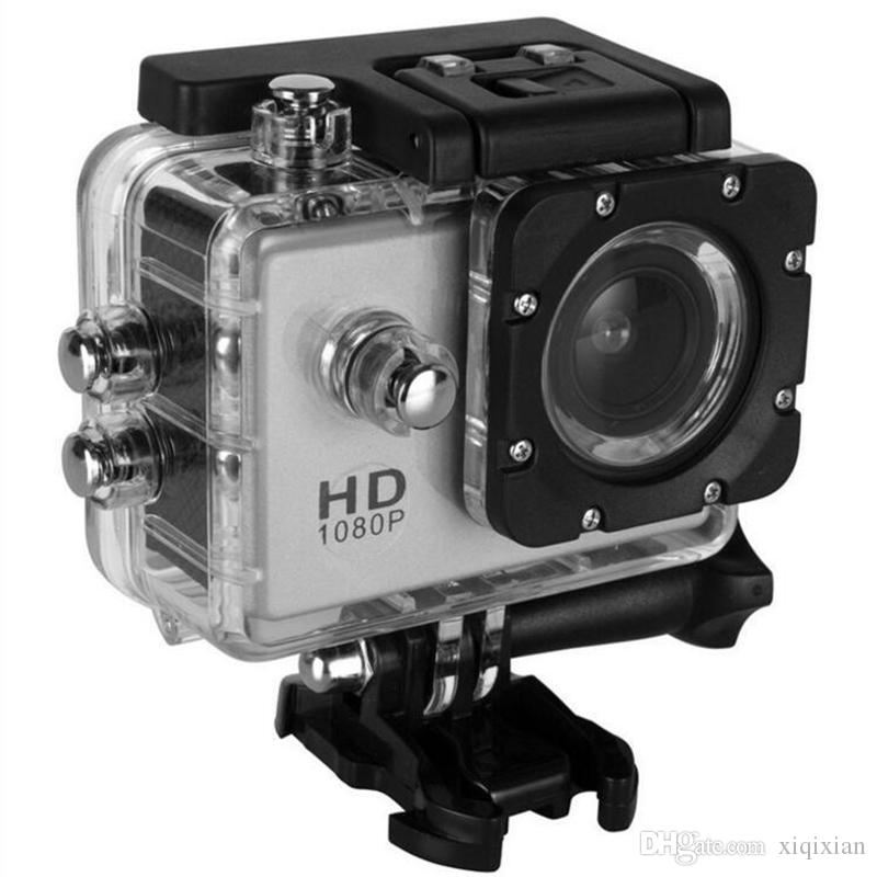 1080P Diving Camera Multi-Function Mini Waterproof Sports DV Recorder Full HD Action Digital Sport Camera 2 Inch LCD