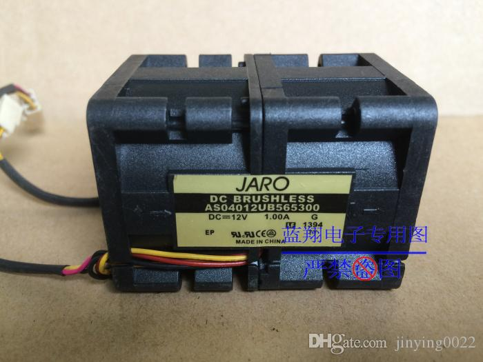 Новый вентилятор охлаждения сервера ADDA JARO 4056 AS04012UB565300 12V 1A