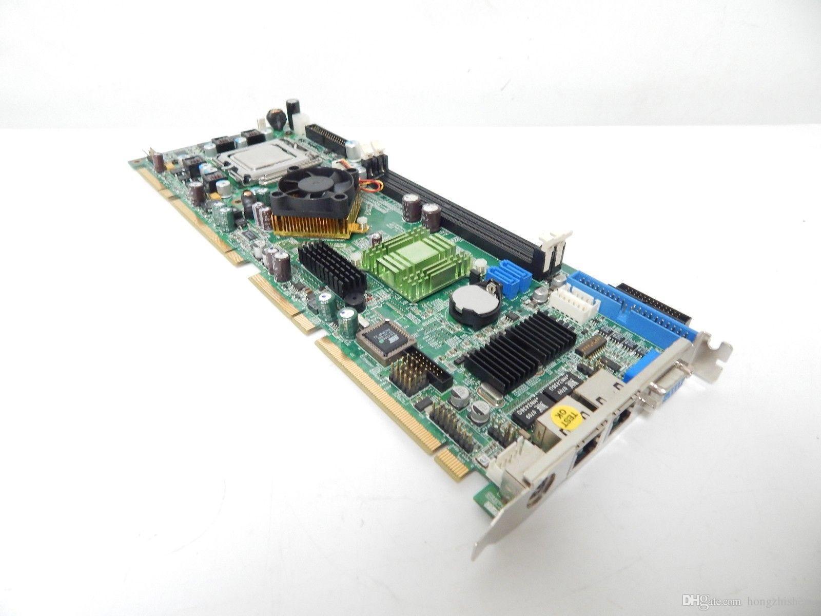 Плата промышленного оборудования PICMG1.3 PEAK870VL2 REV.D1 полноразмерная карта процессора