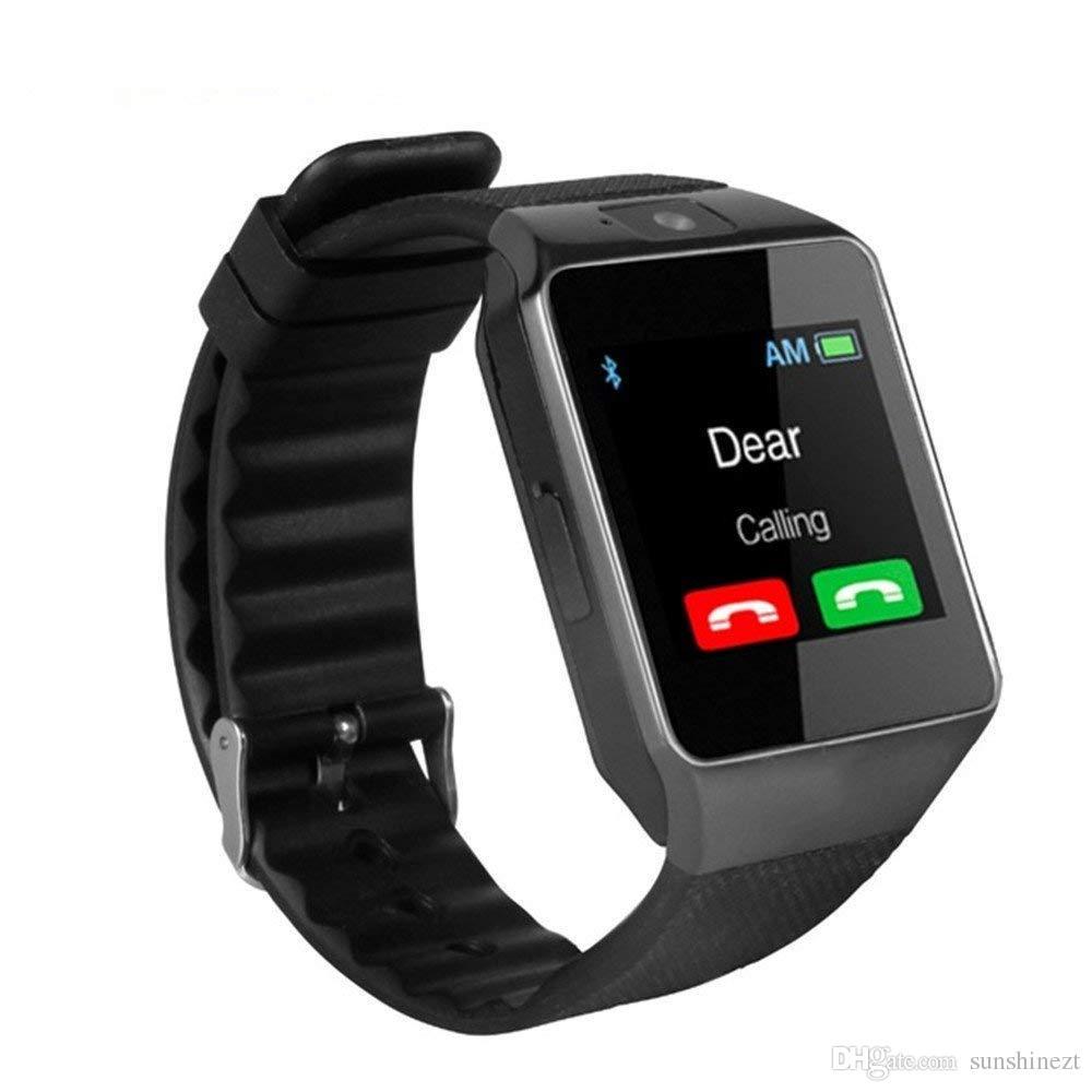 Bluetooth Smart Watch DZ09 Uhren Smartwatch Relogios TF SIM Kamera für iOS iPhone Samsung Huawei Xiaomi Android Telefon