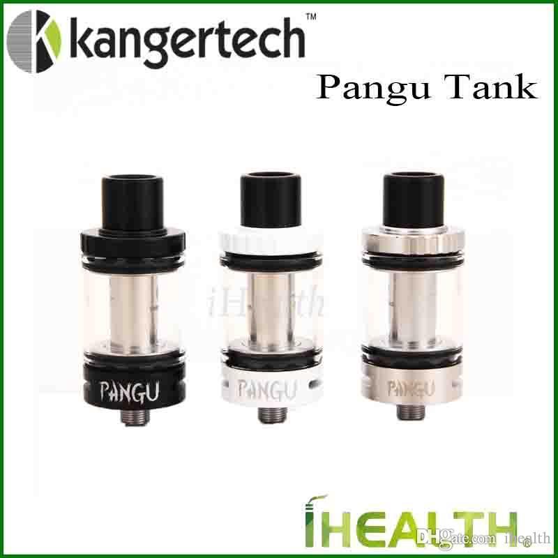 Kanger Capacidade 3.5 ml Top Recarga Pangu Tanque com Cabeça de Bobina PGOCC Descartável DHL frete grátis 100% Original