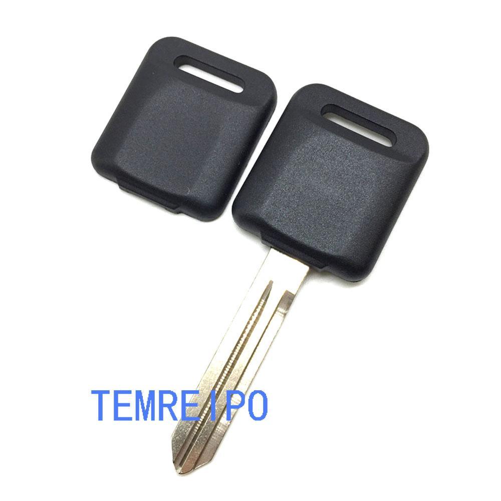 trasponder авто чип ключ оболочки для Ниссан Тиида Кашкай Х-Трейл изгоев наоборот следопыта Titan Сентра ключевой случай