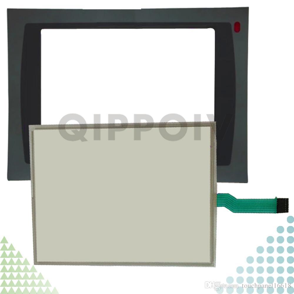 PanelView Plus 1250 2711P-T12C4A1 2711P-T12C4A2 2711P-T12C4D9 2711P-RDT12C Neue HMI-SPS-Touchscreen-Panel Touchscreen und Front-Etikett