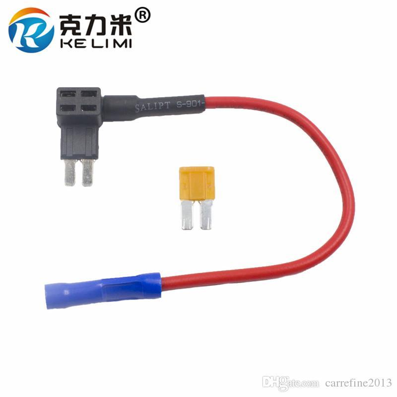 2020 KELIMI Add A Circuit Micro Fuse Box Holder Socket Auto Car Micro Blade  Fuse Cutout Socket Adapter Holder Connector From Carrefine2013, $21.11    DHgate.ComDHgate.com