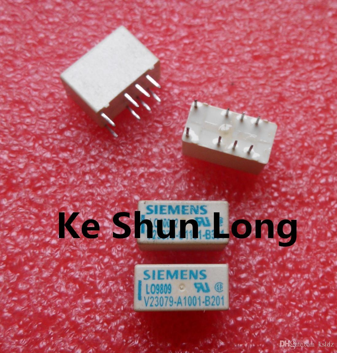 Freies verschiffen lot (5 teile / los) V23079-A1001-B201 DIP-8 Signalrelais original Neu