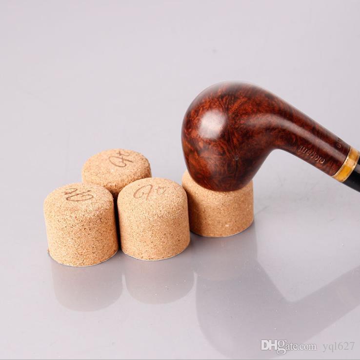 Tuyau raccords de cigarettes en liège prise directe antipoussière