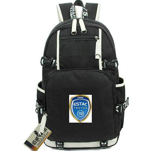 Troyes рюкзак Estac 10 рюкзак футбольный клуб книга школьный футбольный рюкзак рюкзак ноутбук рюкзак спортивная школа сумка из двери день пакет