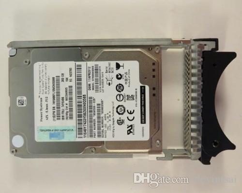 """74Y6496 74Y6492 Disco rígido SAS 2.5 """"300GB 15K SAS"""