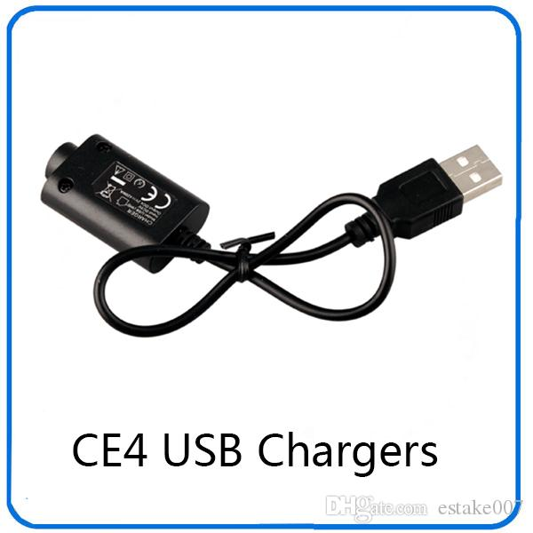 E cigarette CE4 Charger Ego-CE4 Electronic Cigarette USB Chargers for ego/ego-T/Ego-K 510 mods E Cig cheap products 0205012-1