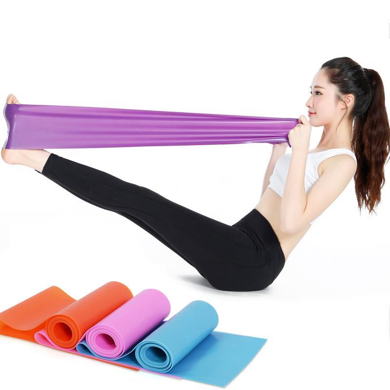 BTLIGE Bandas de Resistência de Fitness Workout Ginásio Equipamentos Esportivos de Treinamento Elástico Sólido Yoga Pilates Stretch crossfit Laços de Borracha