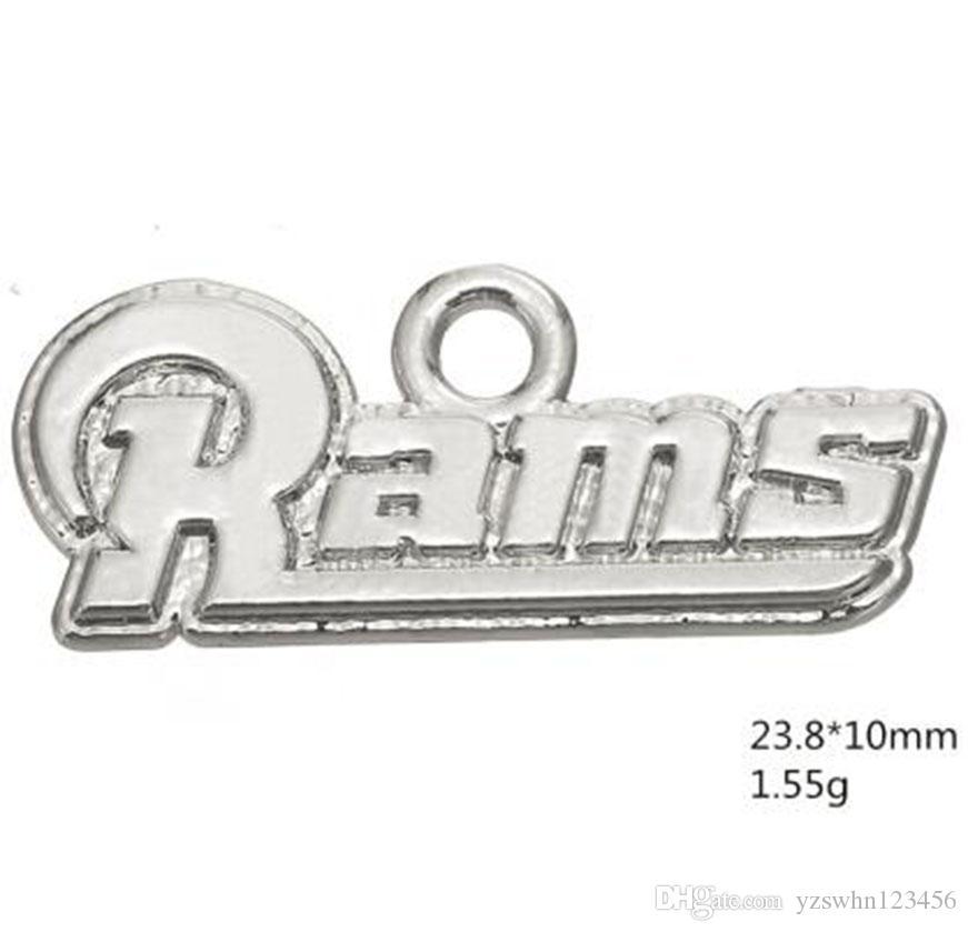 Rams amuletos deportivos para los aficionados.