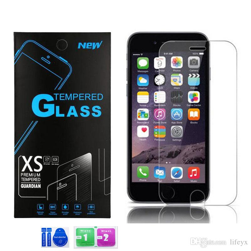 For Samsung A01 A21 A11 A51 A71 A20 A10E Clear Tempered Glass Metro pcs 9H Screen Protector Film LG Stylo 6 5 K51 Aristo 5