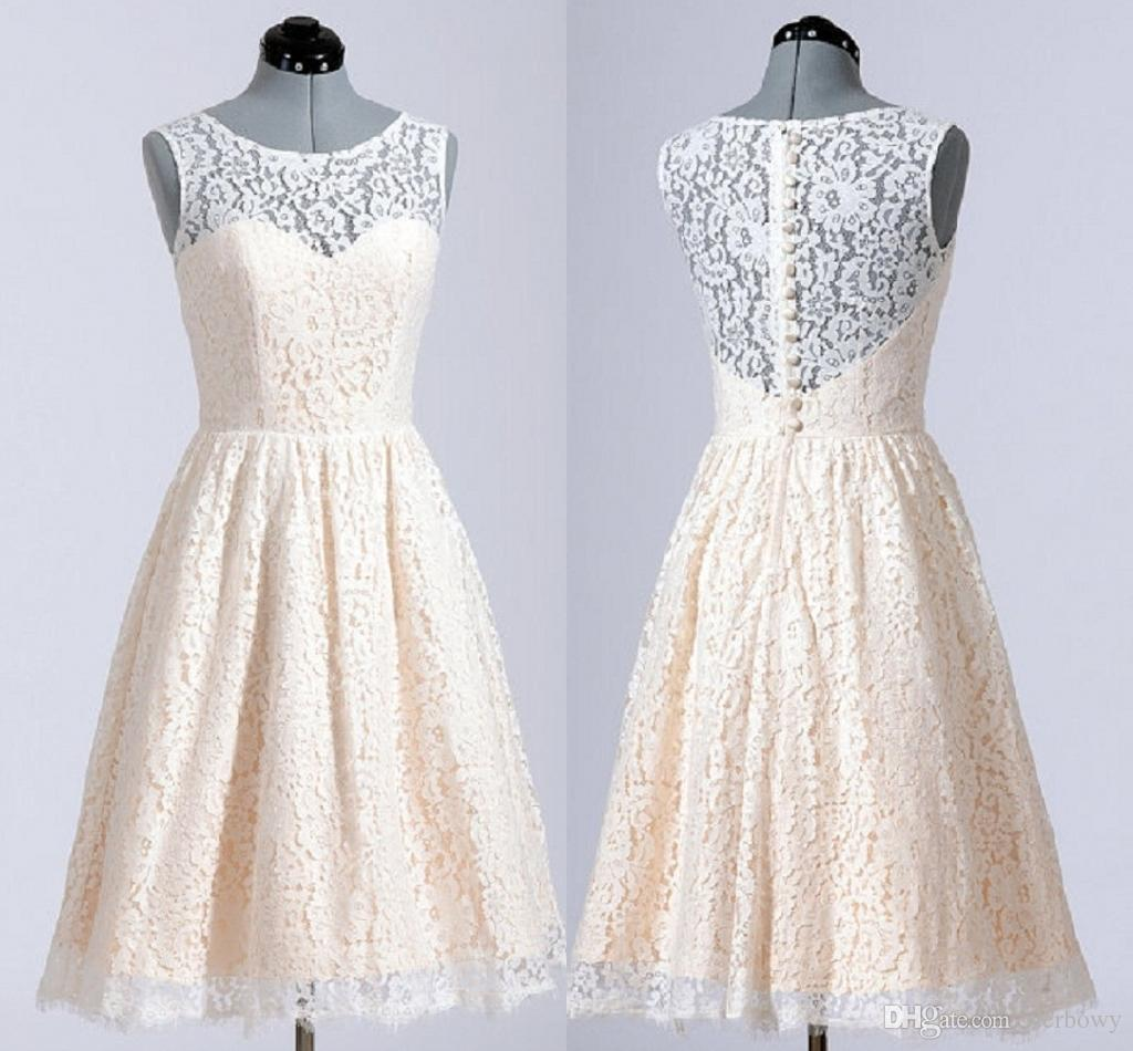 2019 Free Shipping High-Quality New Shoulder Lace Small Dress Dance Performance Dresses Skirt Bridesmaid Dresses HY1803