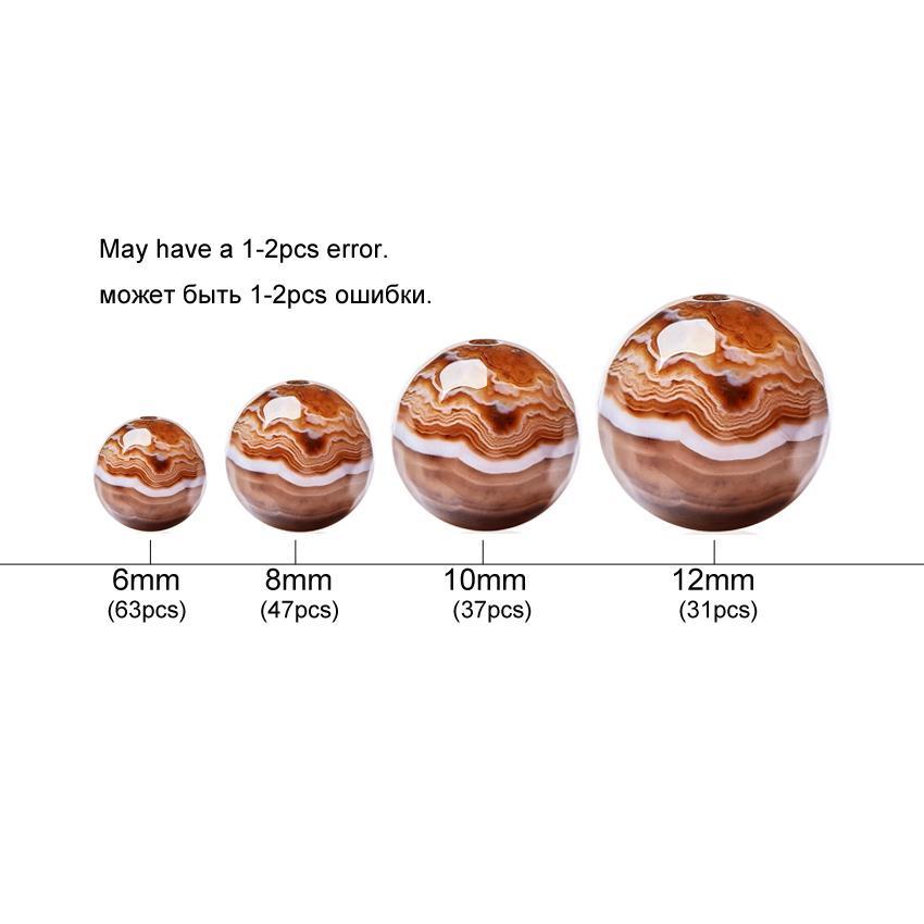 6/8/10/12 미리 메터 천연 돌 구슬 커피 구슬 구슬 스트라이프 패싯 컷 carnelian 오닉스 보석 느슨한 오닉스 구슬 보석 만들기