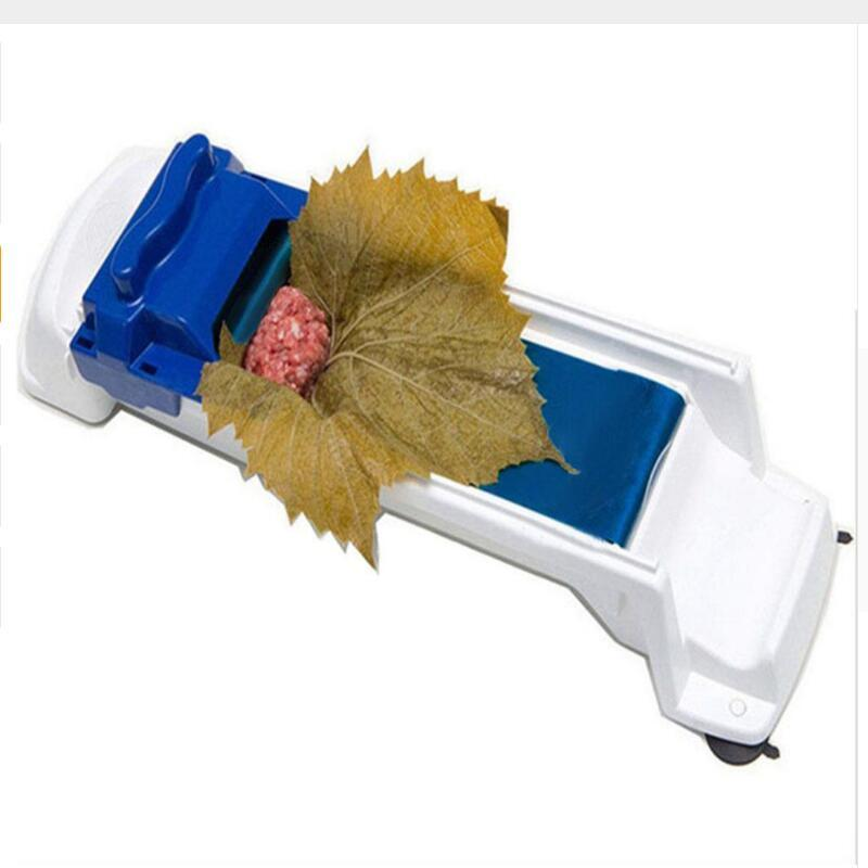 New Vegetable Meat Rolling Tool Magic Roller Stuffed Garpe Cabbage Leave Grape Leaf Machine Sushi Tool Free Shipping