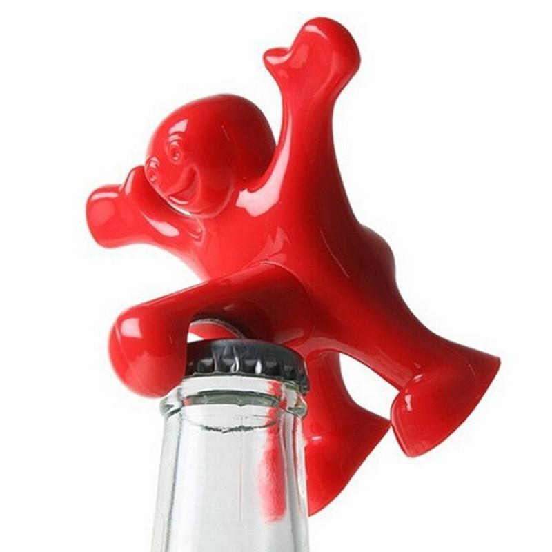 Kitstorm Новинка Счастливый Человек Пиво Открывалка Для Бутылок Бар Инструменты Кухня Гаджеты Кухонные Инструменты Аксессуары