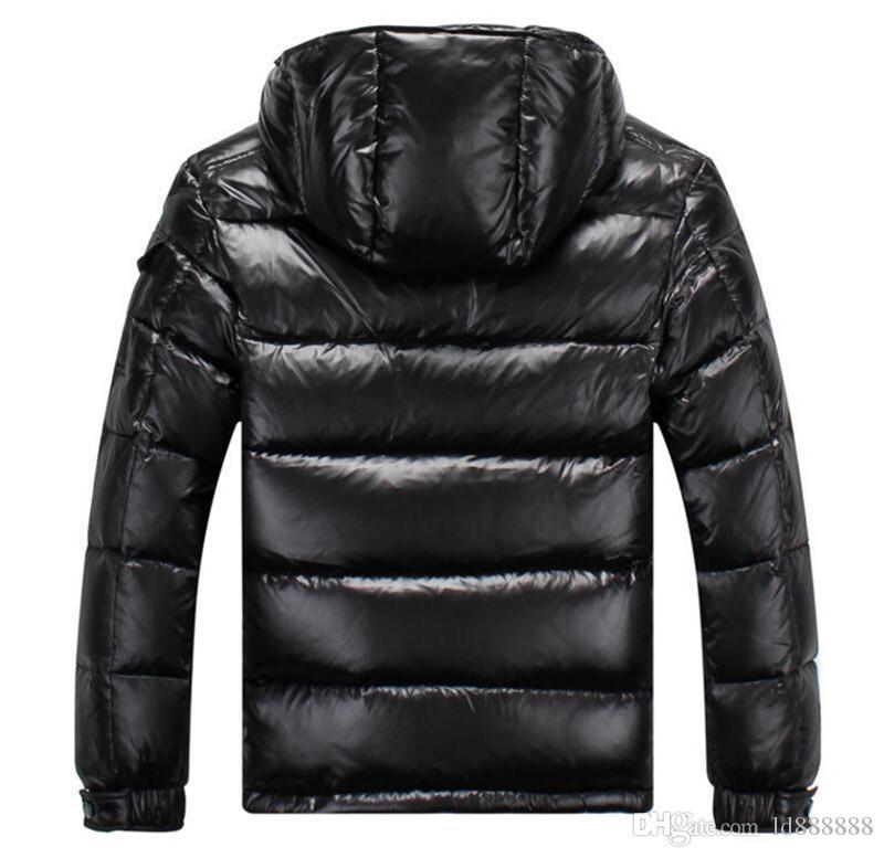 Großhandel 2018 Französische Luxus Designer Herren Daunenjacke Outdoor Leichte Jacke, Herren Daunenjacke S Xxl Von Ld888888, $147.21 Auf De.Dhgate.Com
