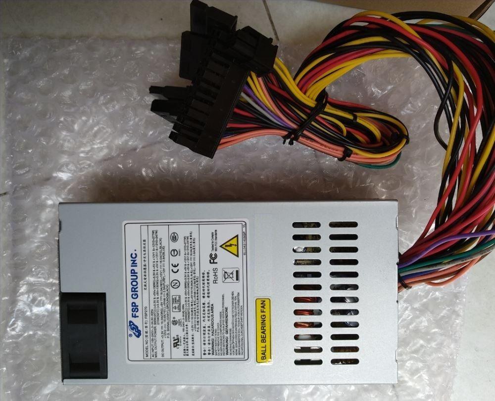 FLEX-Computer Netzteil 1U FSP270 kleiner Desktop-Computer Stromversorgung der Registrierkasse NAS Geräte mit geringem Stromverbrauch Geräuscharmer Lüfter
