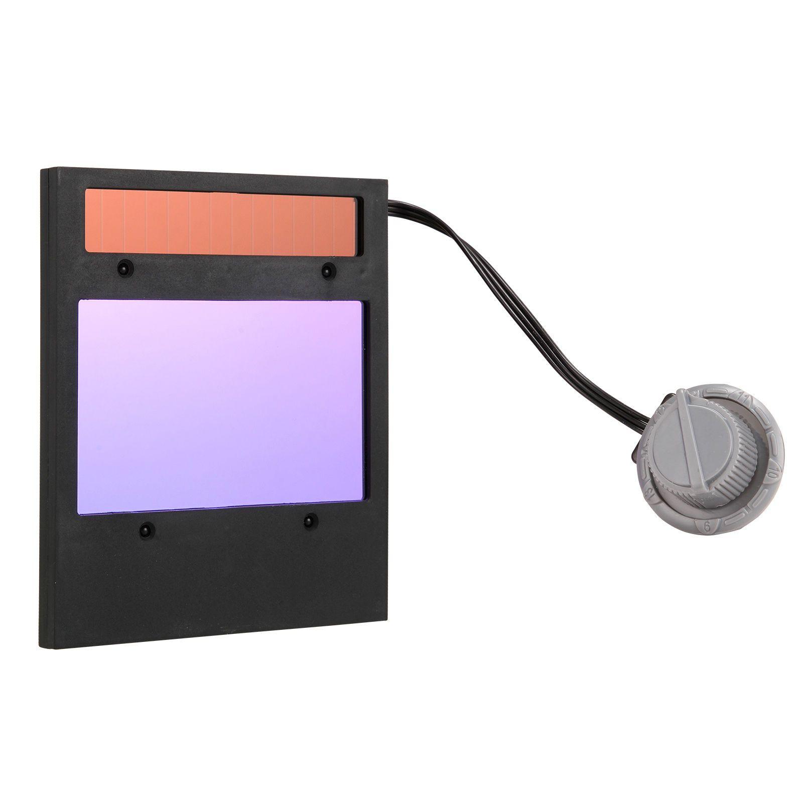 LCD Solar Auto Darkening Welding Helmet Replacement Lens Welding Lens Filter