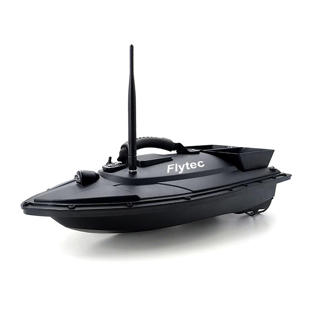 Flytec 2011-5 Fish Finder Fish Boat 1.5kg Loading 500m Remote Control Fishing Bait Boat RC Boat Ship Speedboat RC Toys (11)