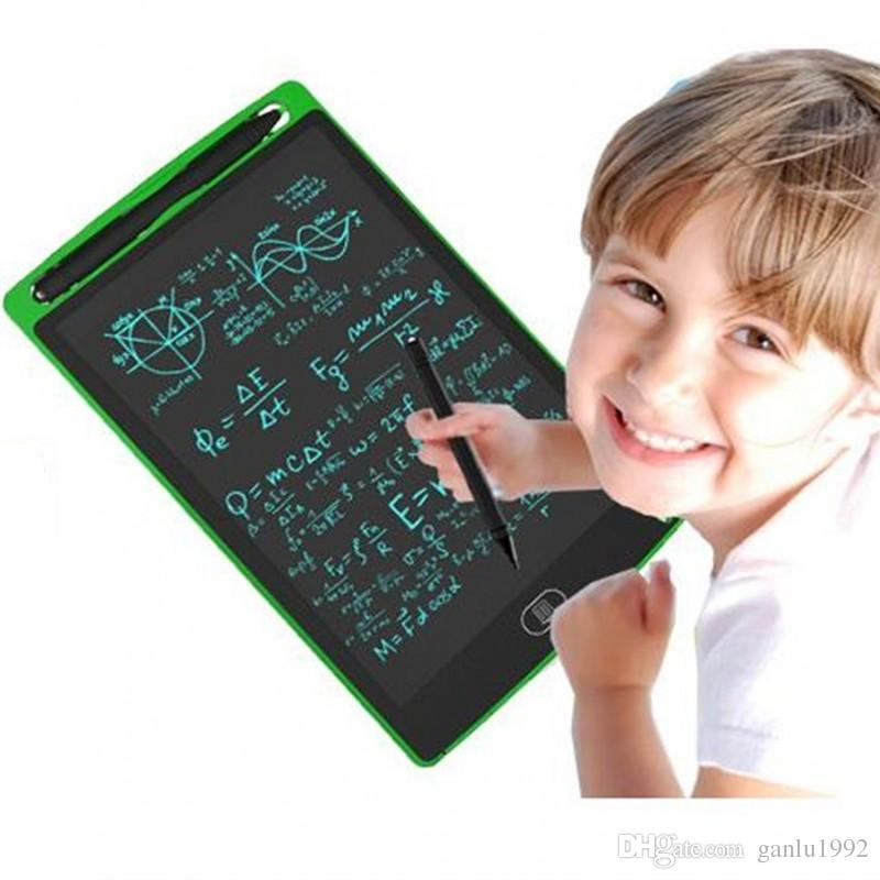 Intelligence LCD Writing Tablet Digital Portable 4.4 Inch Drawing Pads Electronic Learning Board For Adults And Kids 11ch WW