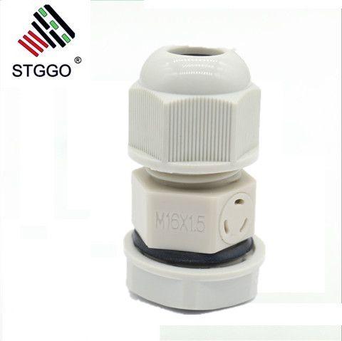 كابل التهوية الغدة M / PGwaterproof المكونات تنفيس الهواء للإضاءة في الهواء الطلق الصمام نوعية جيدة للجهاز في الهواء الطلق