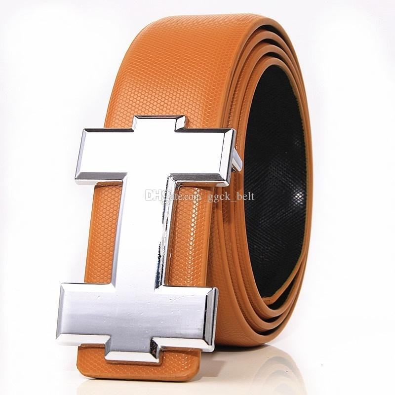 2020 New Fashion Belt da uomo in metallo fibbia cinture in pelle da cowboy cinghia da cowboy