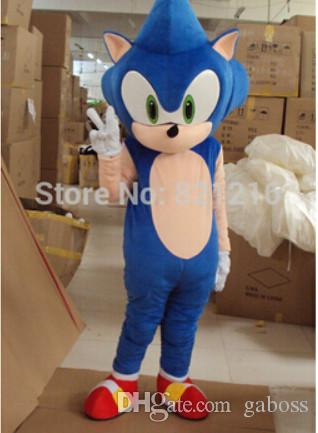 New Style Pink Sonic Hedgehog Mascot Costume Fancy Dress For Adult Animal Pink Halloween Party Event Pirate Costume Dog Costumes From Gaboss 106 6 Dhgate Com