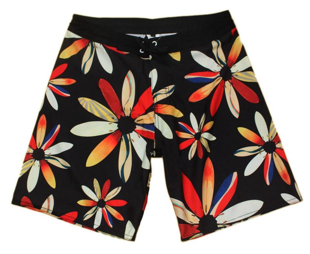 Awesome Spandex Relaxed Leisure Shorts Mens Quick Dry Surf Pants Thin Loose Swim Trunks Swimming Trunks Beachshorts Board Shorts Beach Pants