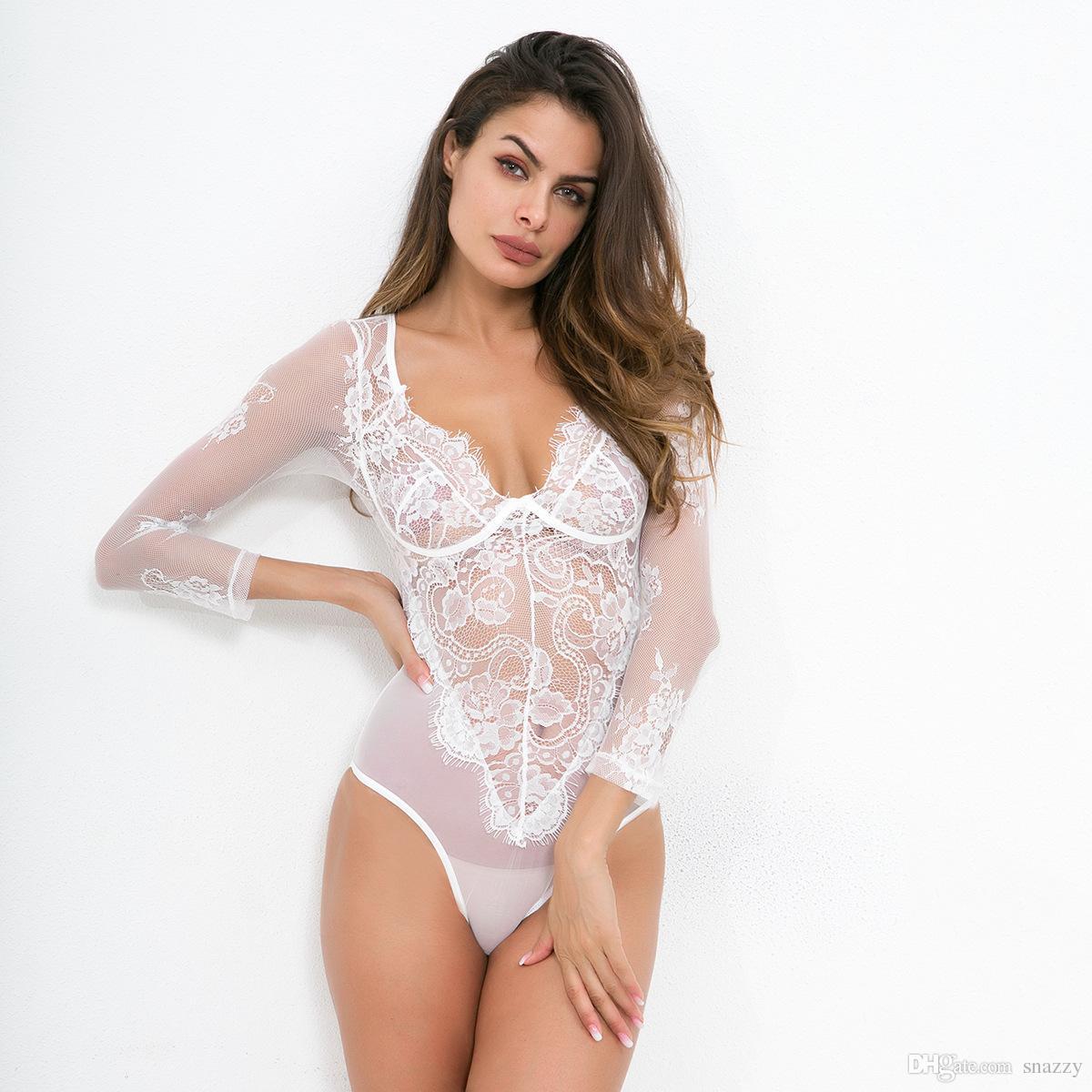 Комбинезоны сексуальное белье нуга бест массажер цены