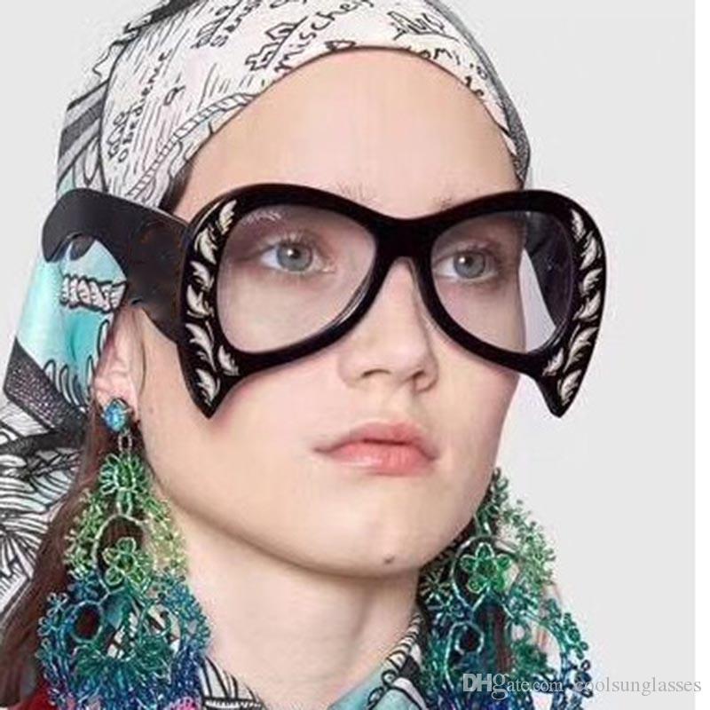 occhiali da sole firmati per le donne 2019 occhiali da sole da donna nuovi occhiali da vista europei e americani grandi occhiali da sole da pipistrello