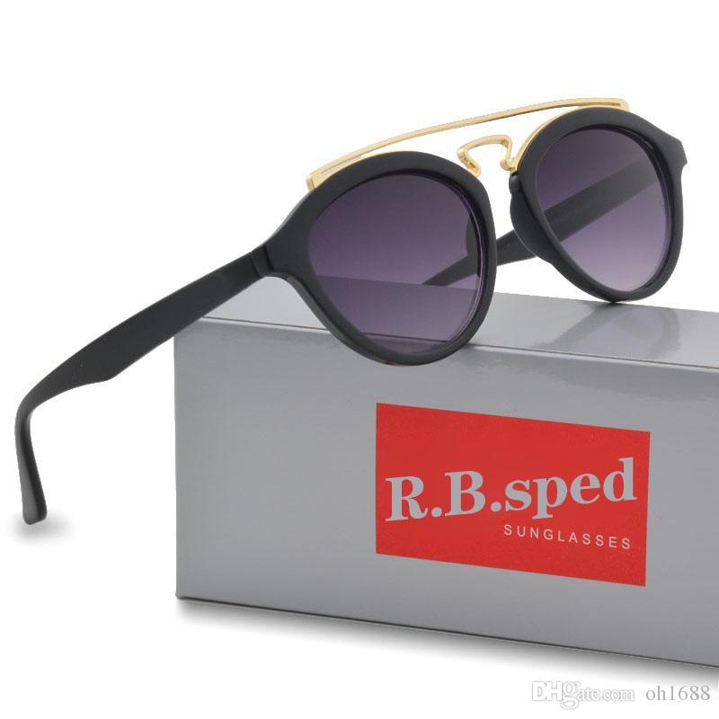 Brand Designer Sunglasses for Men Women Outdoor Sport glasses uv400 Lens 4257 Sun glasses 6 colors with free brown cases and box