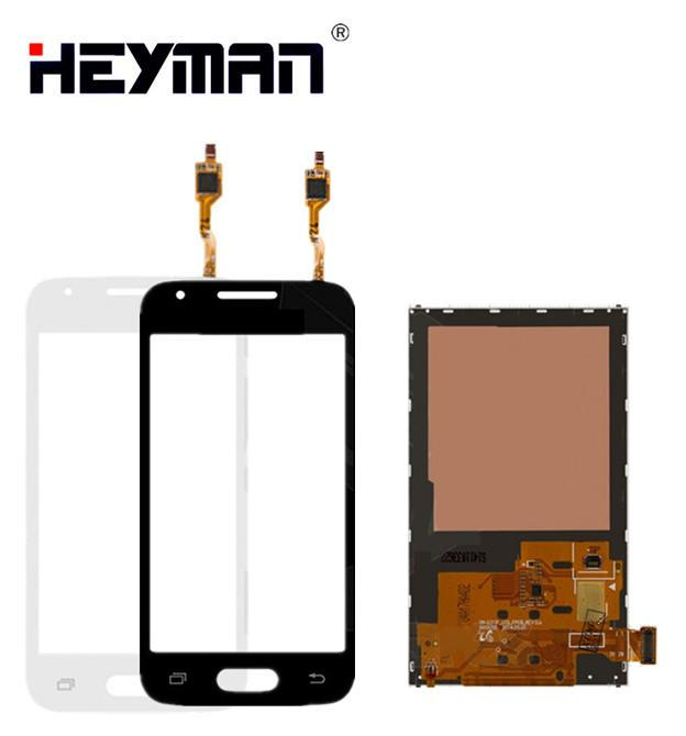 LCD with Touchscreen for Samsung Galaxy Ace 4 LTE Duos G313F G313HN G313HU LCD display screen Digitizer Glass Panel Front Replacement parts