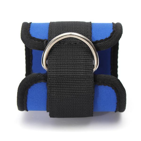 D-Ring Tobillo Correa De Anclaje Correa Multi Gym Cable Accesorio Muslo Pierna Polea Correa Levantamiento Fitness Ejercicio Entrenamiento Equipo