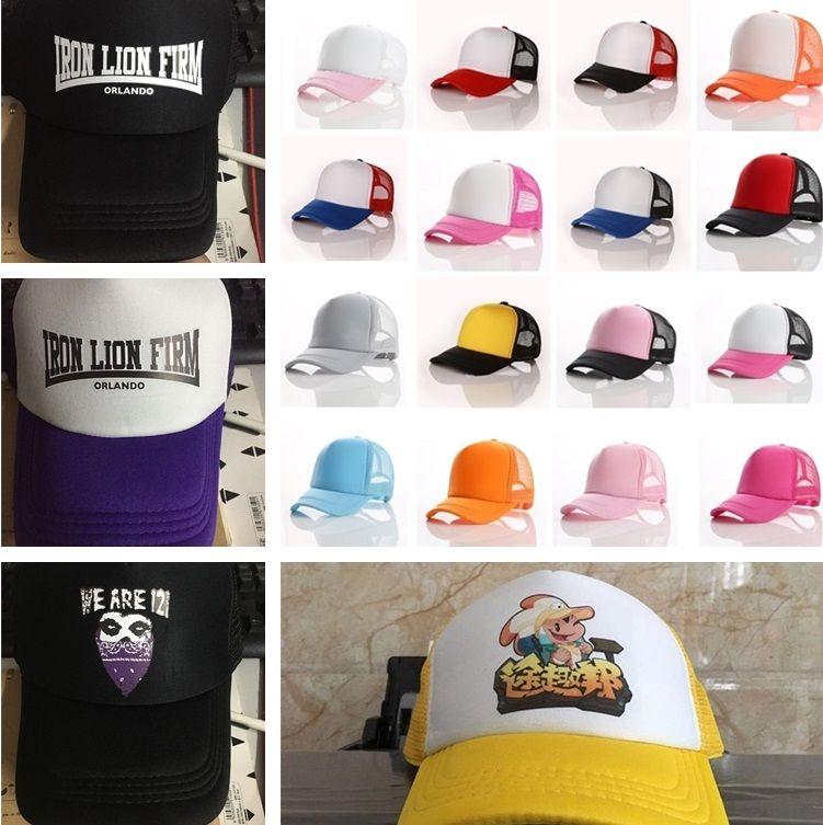 Three Smiley Adult Personalize Cowboy Hat Sun Hat Adjustable Baseball Cap