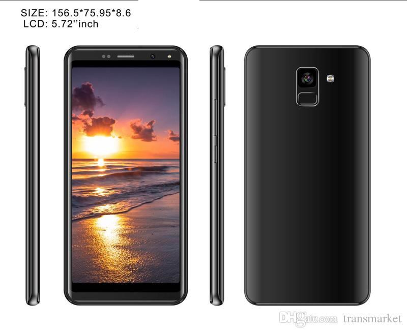 Cheap IP68 MTK6580M A8 Plus A8+ Cell Phone 512RAM Ram 4G Rom Mobile Phone 5.72 Inch 1900mAh