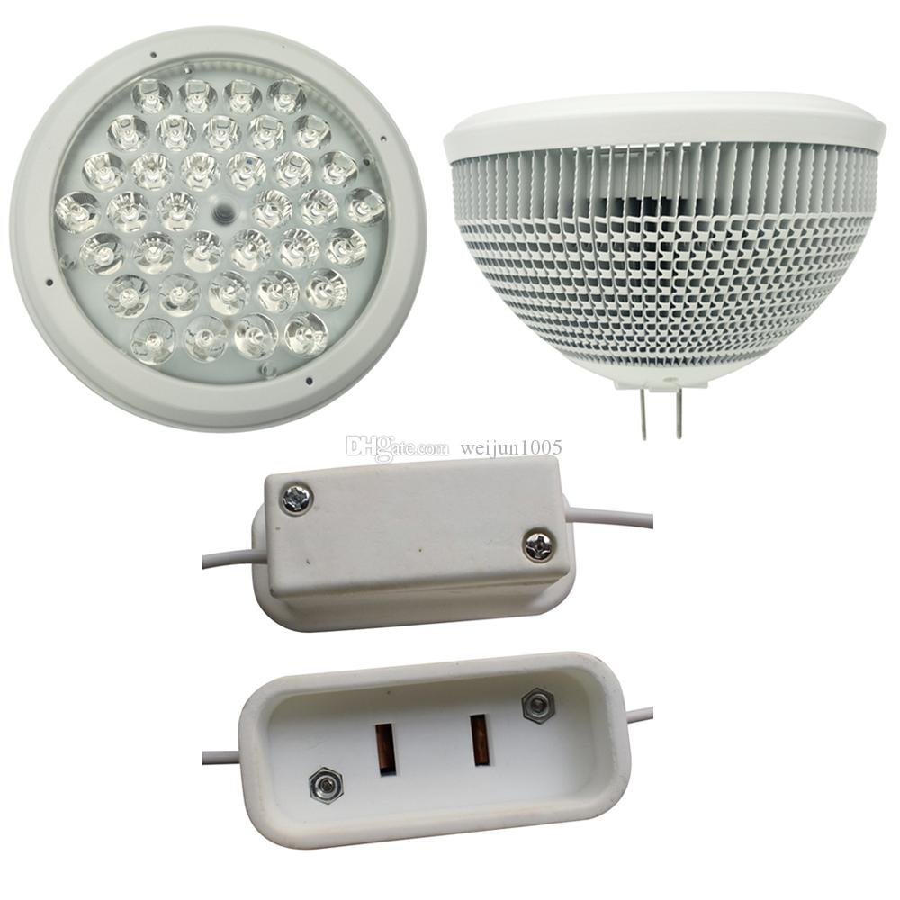 LED PAR56 лампы 30Вт пятно света теплый белый (2700-3000K) NSP 60 ° Угол луча GX16D Основание, замена PAR56 300W галогенные лампы