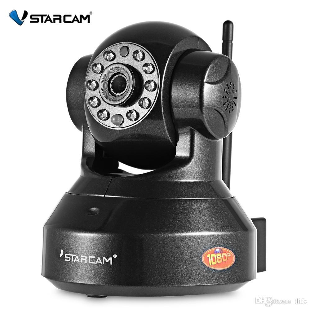 Vstarcam 1080P WiFi IP Innenkamera IR Nachtsicht Pan Tilt Bewegungserkennung Kamera Home Security Überwachung Cam CCTV Surviancence Motion
