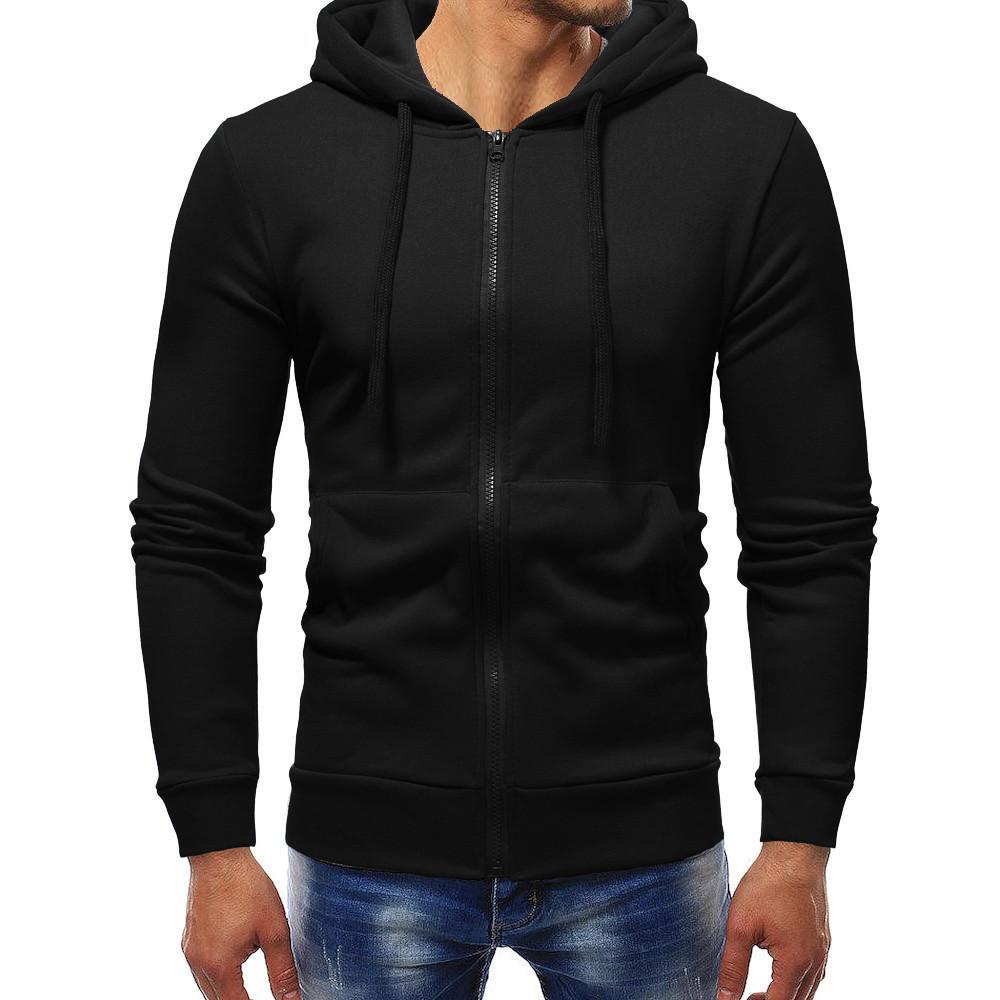 Mens 'Sonbahar Kış Uzun Kollu Casual Hoodie Kazak Kazak Dış Giyim Tops 2018 mens hoodies lil peep