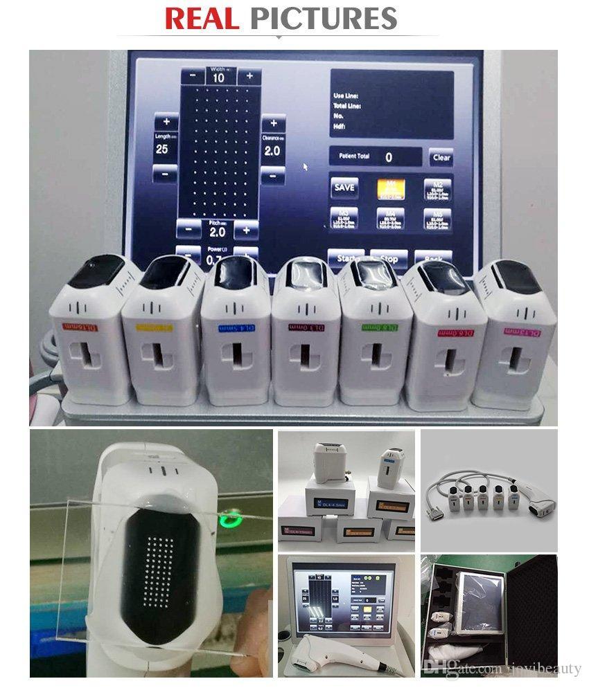 HIFU por ultrasonidos 3D para adelgazar cuerpo máquina de belleza Personal Cuidado de la Piel Ultrasonido de alta intensidad HIFU una prensa de 11 líneas