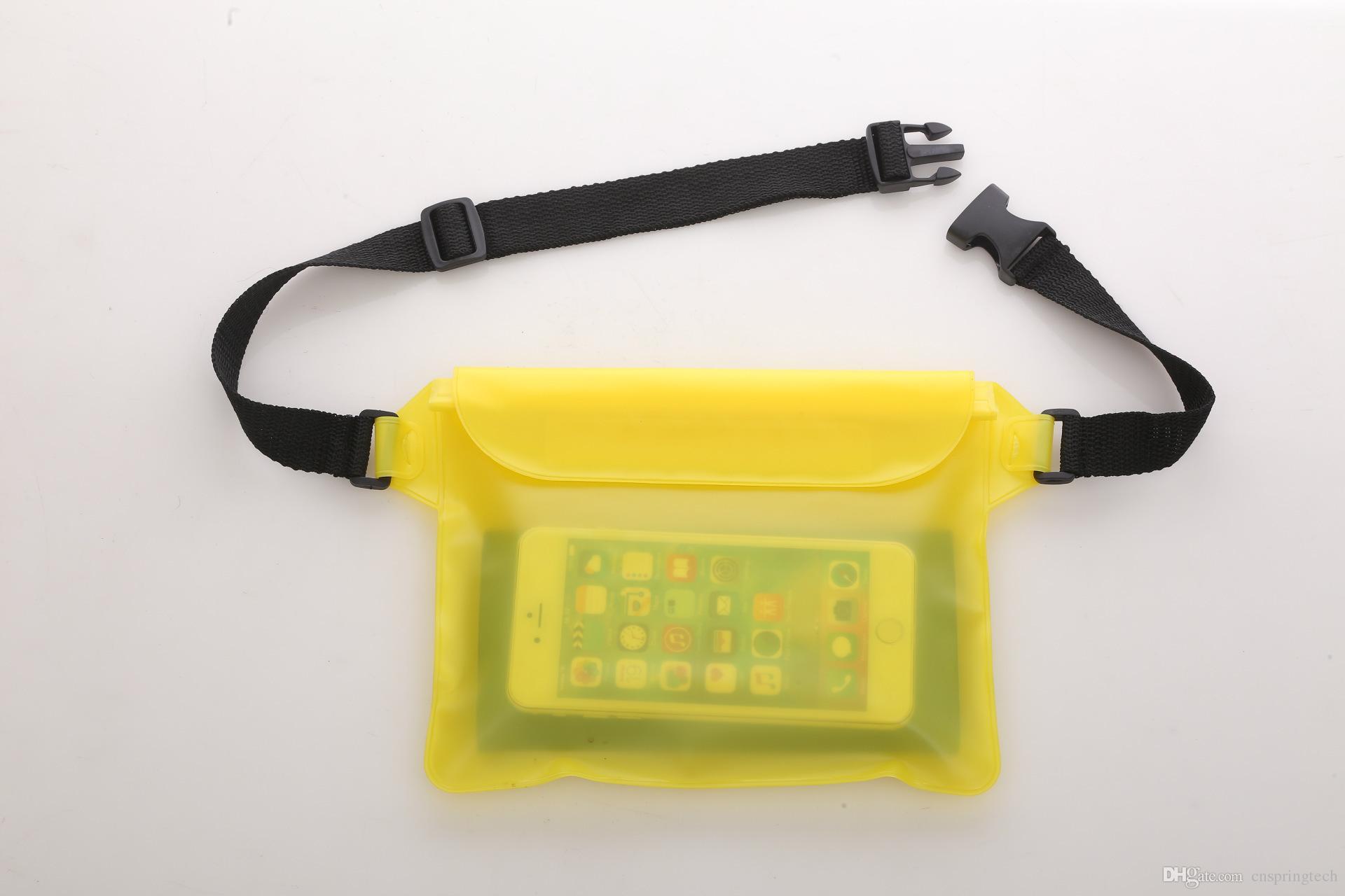كيس ماء الحقيبة حقيبة الجاف لتغطية الهاتف الخليوي كبيرة الحجم ل X 7 8 سامسونج S8 HTC الحرة الشحن وصول جديد