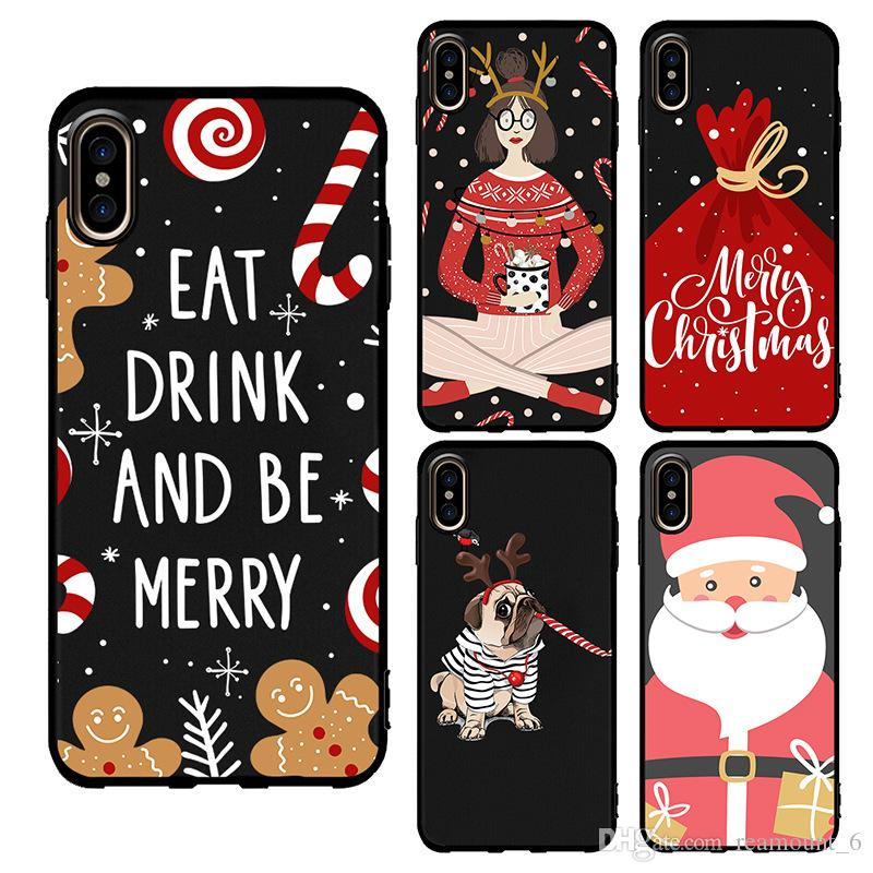 Custom Phone Case for iPhone 11 PRO MAX Huawei P30 Soft Black Clear TPU Case UV Print your Favorite Pictures Family Gift Present for friends